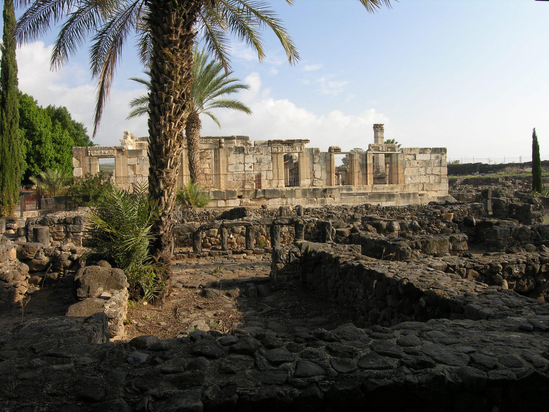 pozostatky mesta