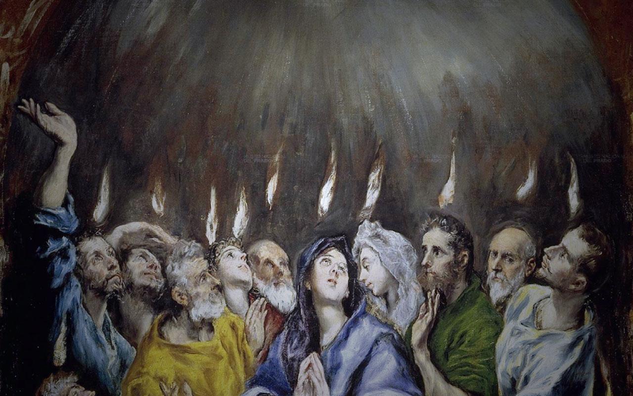 maľba El Greco