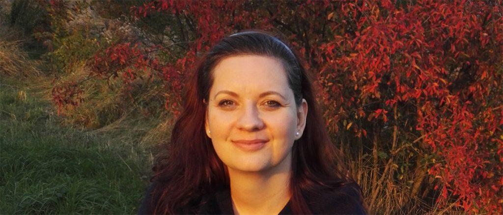 Andrea Korečková tvár